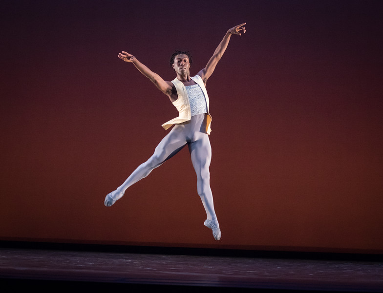 Da' Von Doane, Brahms Variations, Dance Theatre of Harlem, April 21, 2017