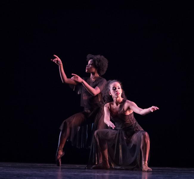 Ingrid Silva and Lindsey Croop, Change, April 6, 2016