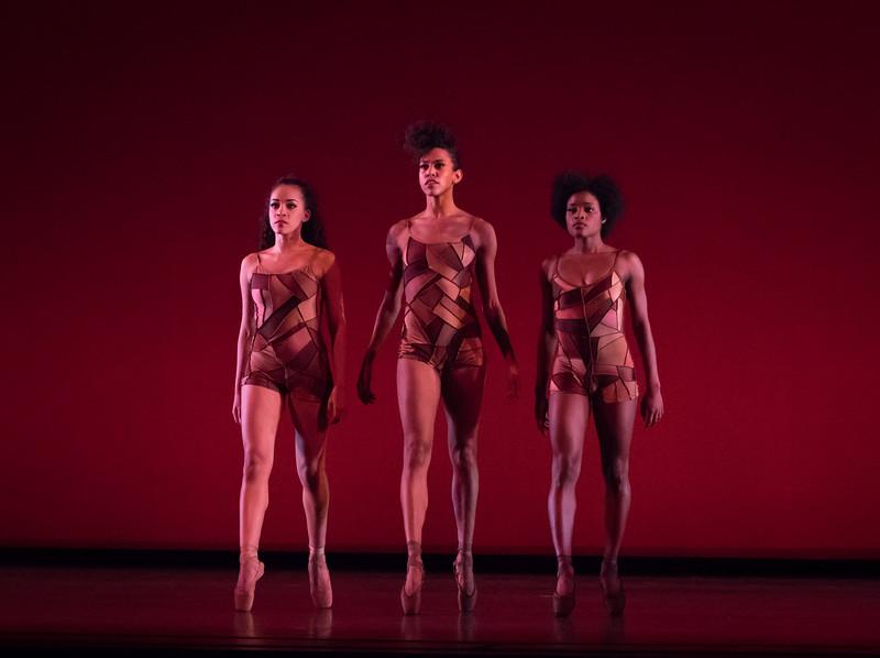 Alison Stroming, Lindsey Croop, Ingrid Silva, Change, April 6, 2016