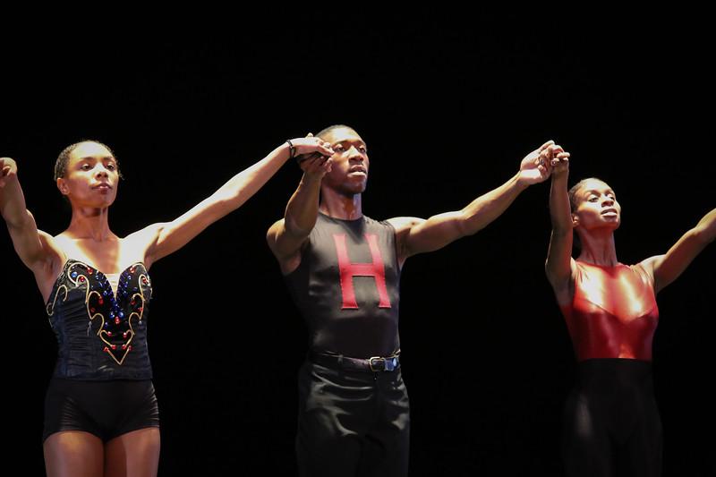 Da'Von Doane, Coming Together, Dance Theatre of Harlem, April 8, 2015