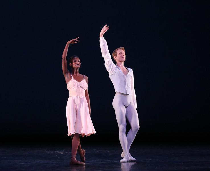Ashley Murphy and Samuel Wilson, Tschsikovsky Suite, Dance Theatre of Harlem, April 8, 2015