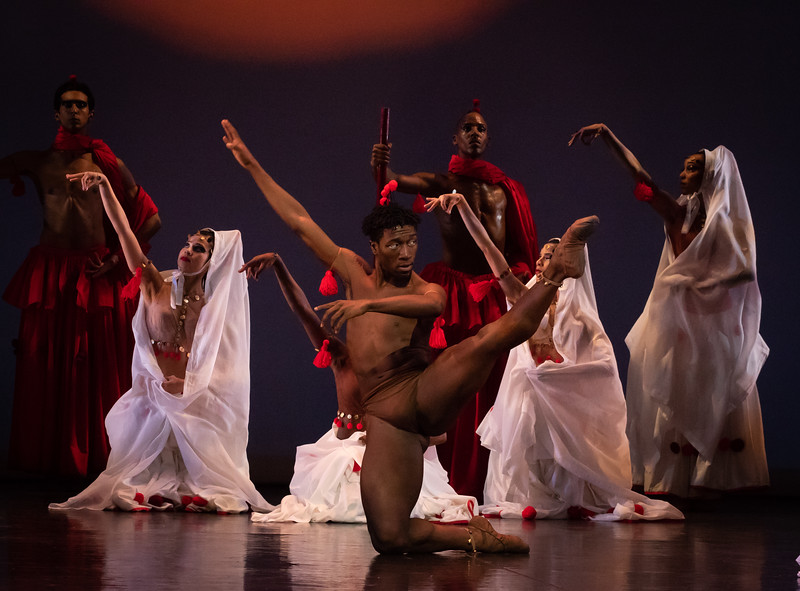 Da'Von Doane, Dougla, Dance Theatre of Harlem, April 4, 2018