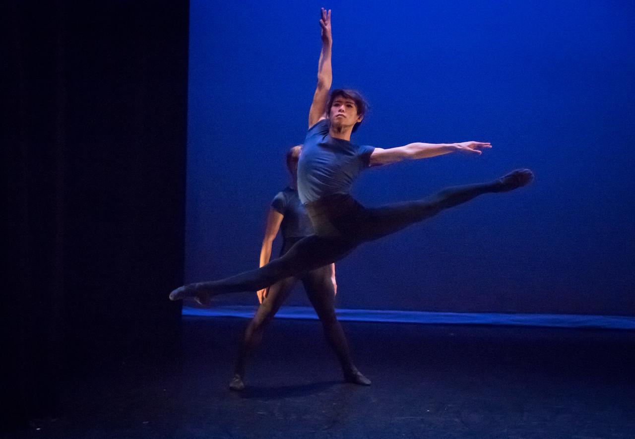Taro Kurachi, Ellison Ballet, May 19, 2017