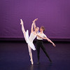 Lola Crist and Michael Paradiso, Rose Adagio