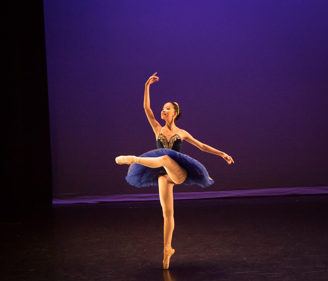Nio Hirano, Raymonda Variations, Ellison Ballet, May 19, 2017