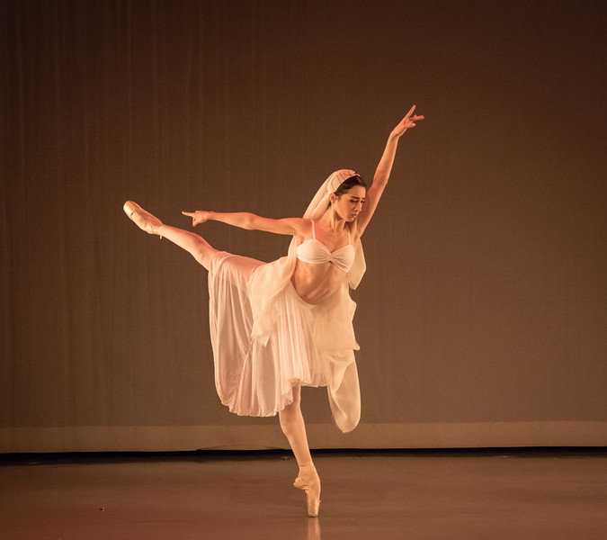 Gloria Benaglia, Ellison Ballet, December 16, 2016