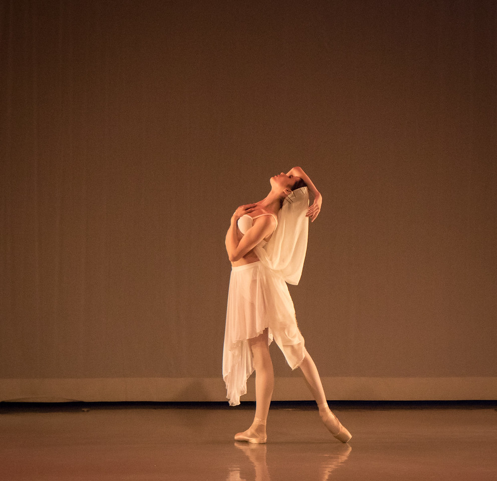 Gloria Benaglia, Ellison Ballet, December 16, 2016