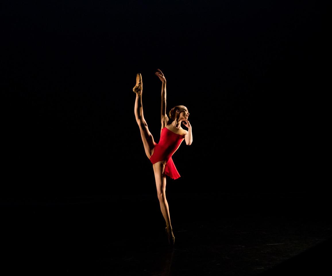 Elisabeth Beyer, Beat, Ellison Ballet, May 19, 2017