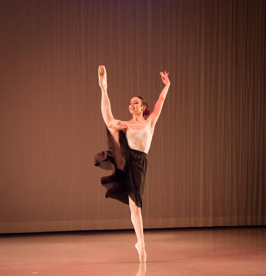 Shaelynn Estrada, Ellison Ballet, December 16, 2016