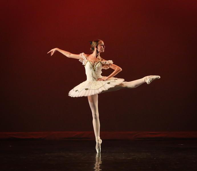 Melissa Chapski, Paquita, Ellison Ballet, May 15, 2015