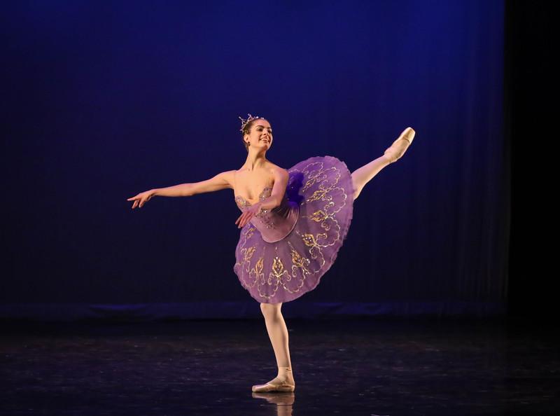 Rachelle di Stassio, Raymonda, Ellison Ballet, May 15, 2015