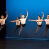 Vilhelm Bjerser, Nicholas Moreno Ciblis, Kevin Zong, Forrest Oliveros Juan Cruz Luque, Offenbach Adagio, Ellison Ballet, May 16, 2016