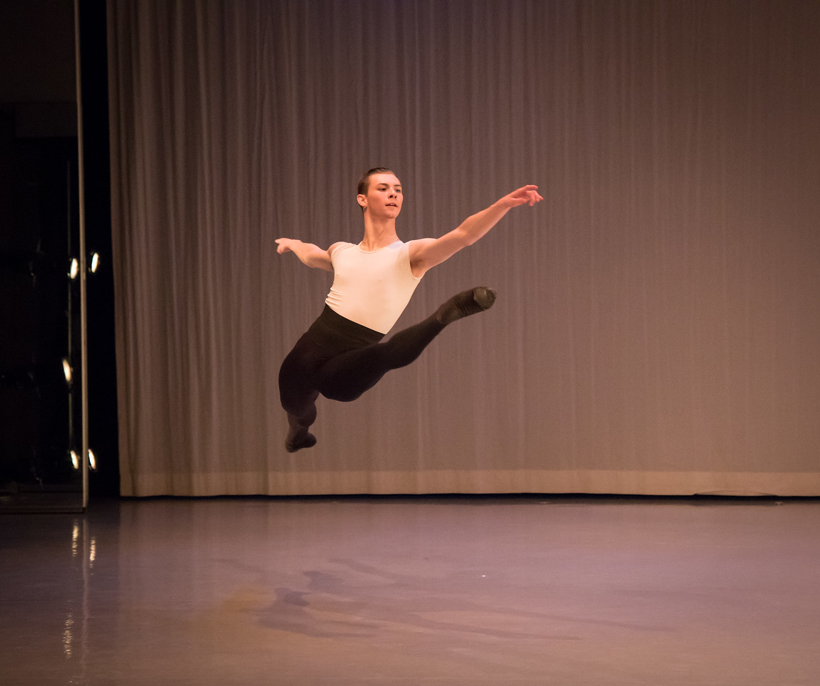 Austen Acevedo, Ellison Ballet, December 16, 2016