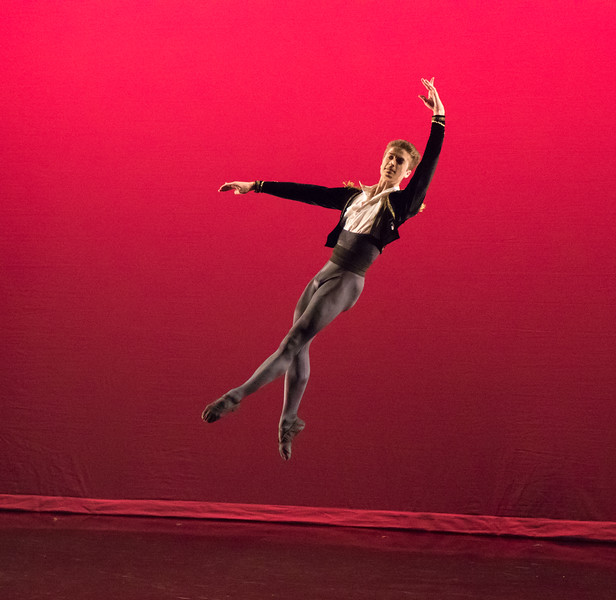 August Atahu Generalli, Don Quixote, Ellison Ballet, May 20, 2016
