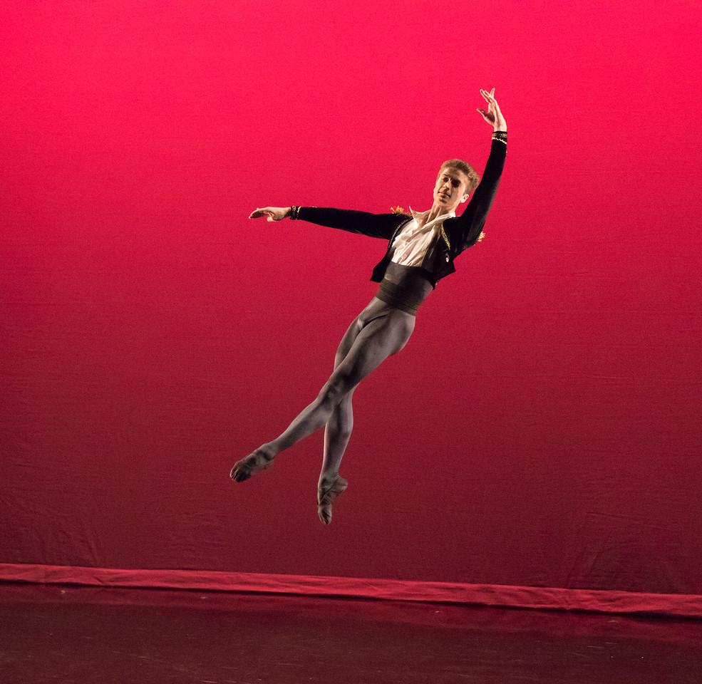 August Atahu Generalli, Don Quixote, Ellison Ballet, May 20, 2016