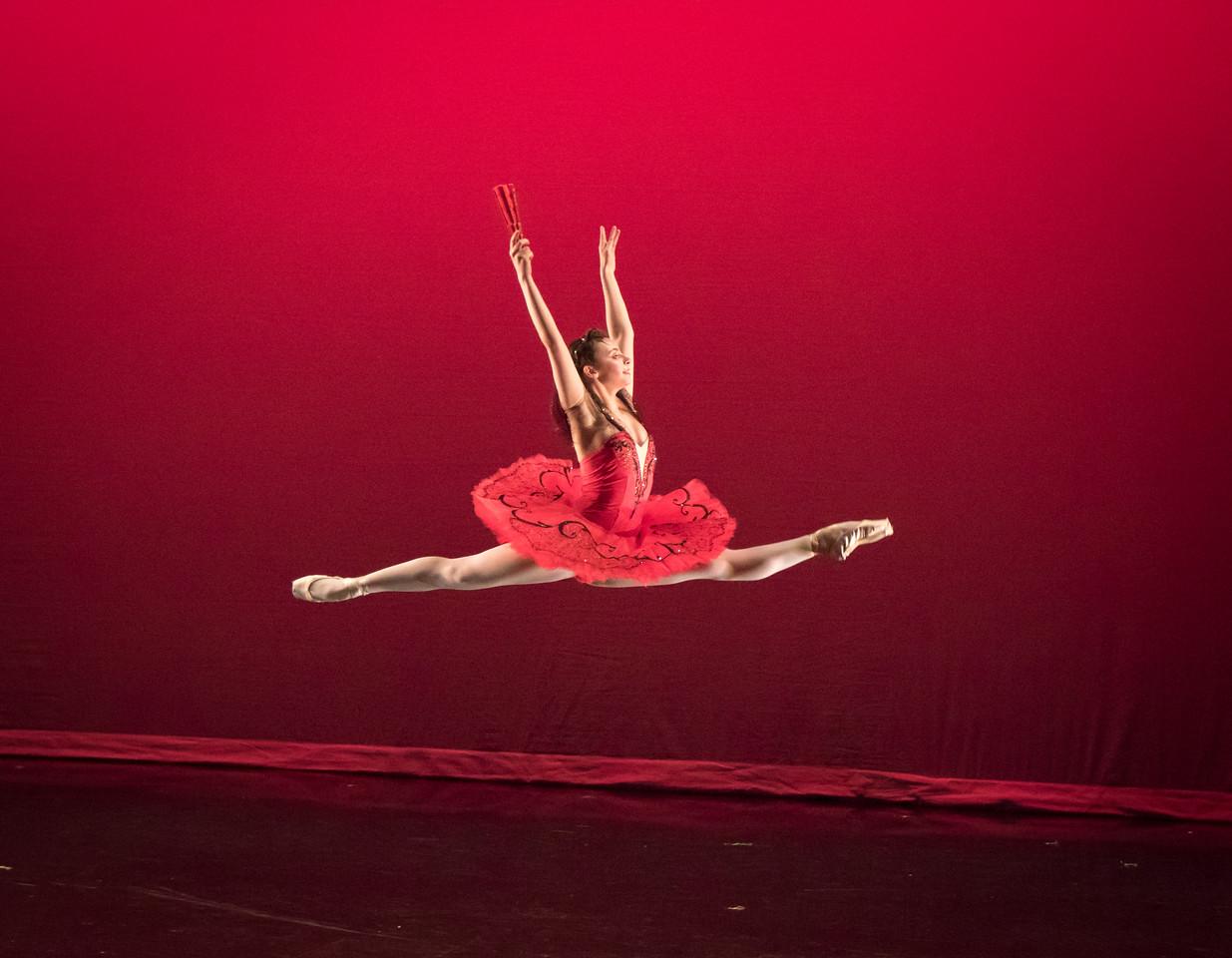 Juliette Bosco, Don Quixote, Ellison Ballet, May 20, 2016