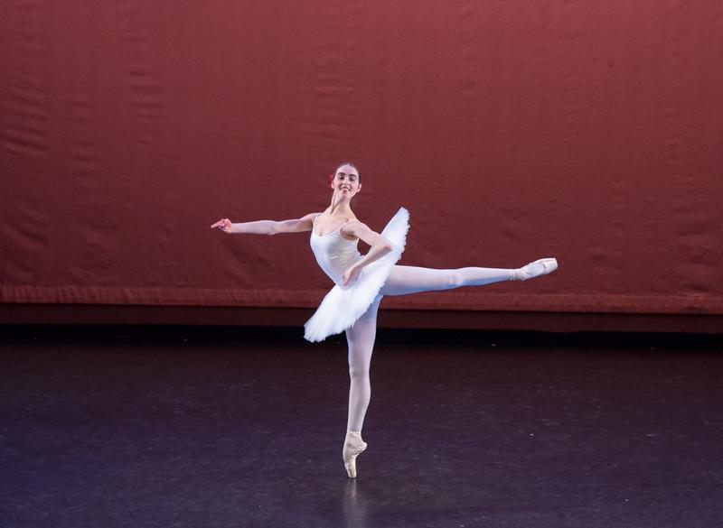 Ailysh Healy, Paquita Variation, Ellison Ballet, December 15, 2017