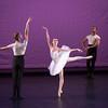 Vsevelod Maievskyi, Sarah Scandrett and Kouadio Davis, Rose Adagio