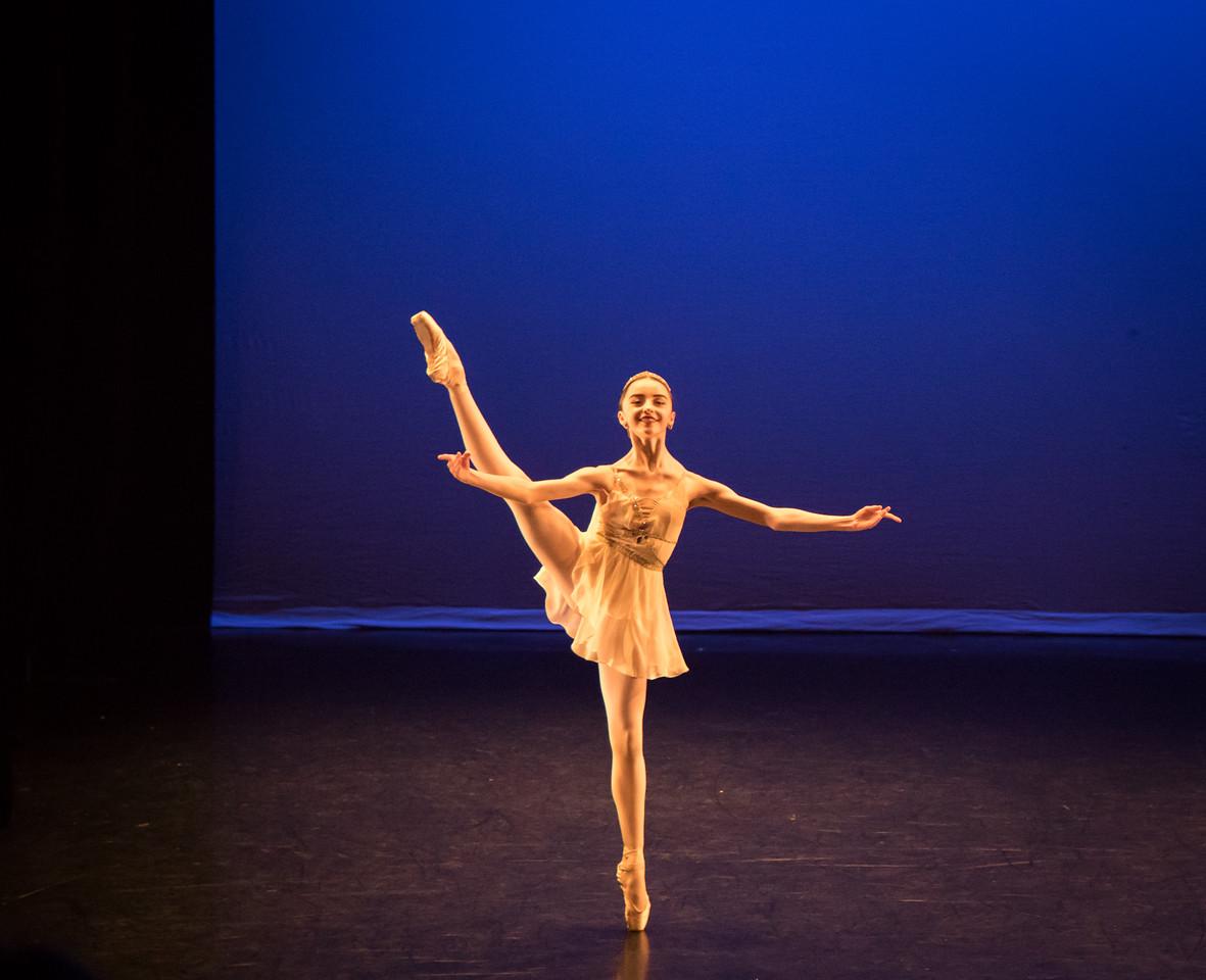 Viola Pantuso, The Talisman, Ellison Ballet, May 19, 2017