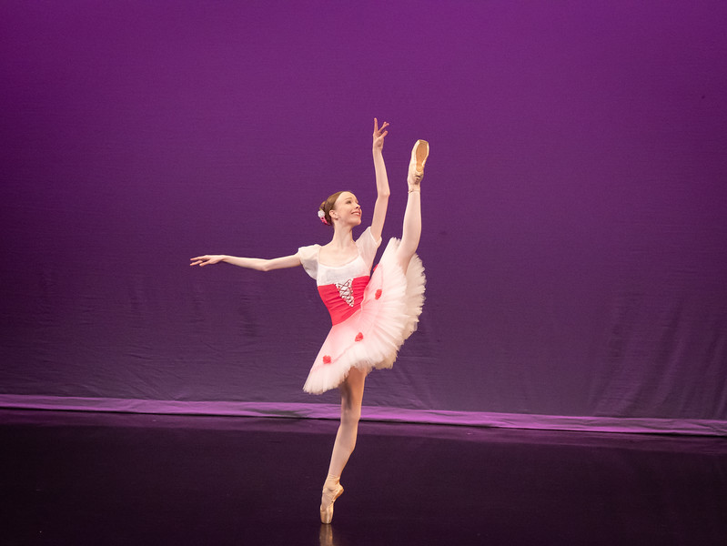 Elisabeth Beyer, Ellison Ballet, May 18, 2018