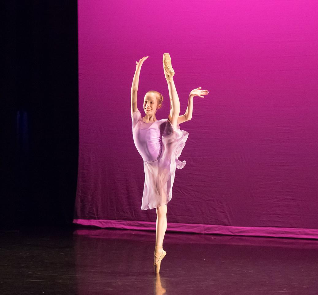 Elisabeth Beyer, Ellison Ballet, May 20, 2016