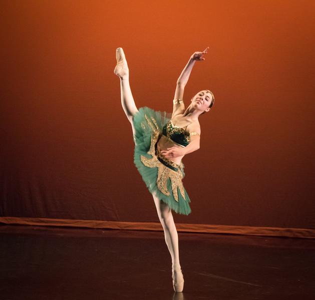 Robbie Downey, Le Corsaire, Ellison Ballet, May 20, 2016