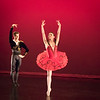 Juliette Bosco and August Atahu Generalli, Don Quixote, Ellison Ballet, May 20, 2016