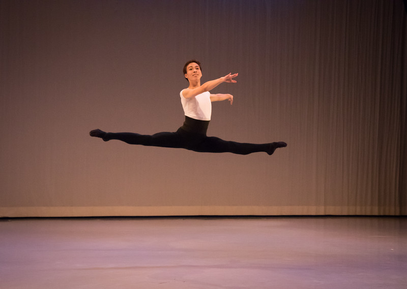 Takaomi Yoshino, Ellison Ballet, December 16, 2016