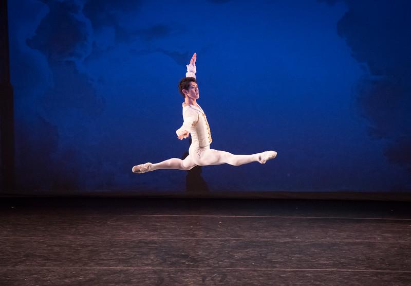 Ryunosuke Masake, Gelsey Kirkland Academy of Classical Ballet, December 2017