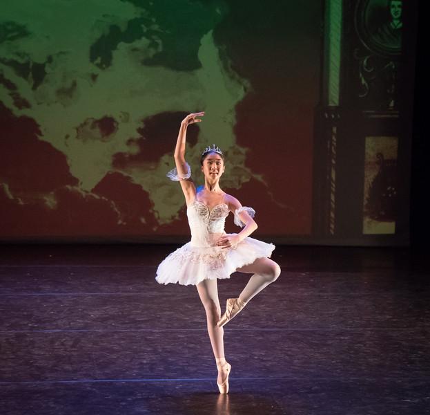 Maddie Yeon, Gelsey Kirkland Academy of Classical Ballet, December 2017