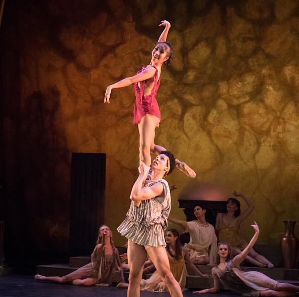Nina Yoshida and Gustavo Ramirez, Walpurgis Night, Gelsey Kirkland Ballet, May 21, 2016