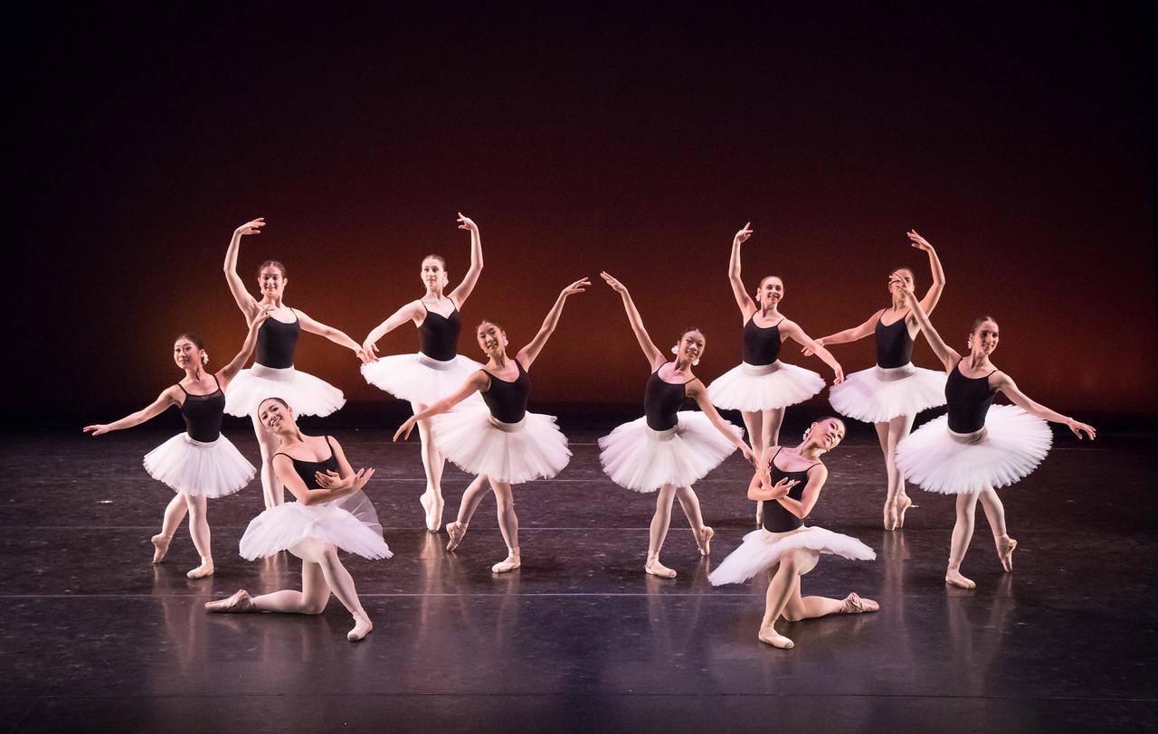 Gelsey Kirkland Paquita, Academy of Classical Ballet, December 2017