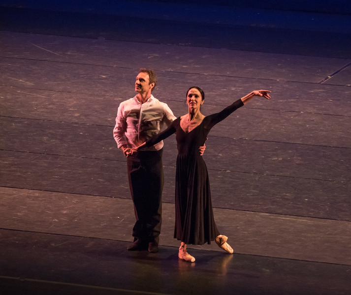 Manuel Legris and Isabelle Guerin, Farewell Waltz, Youth America Grand Prix, April 14, 2017