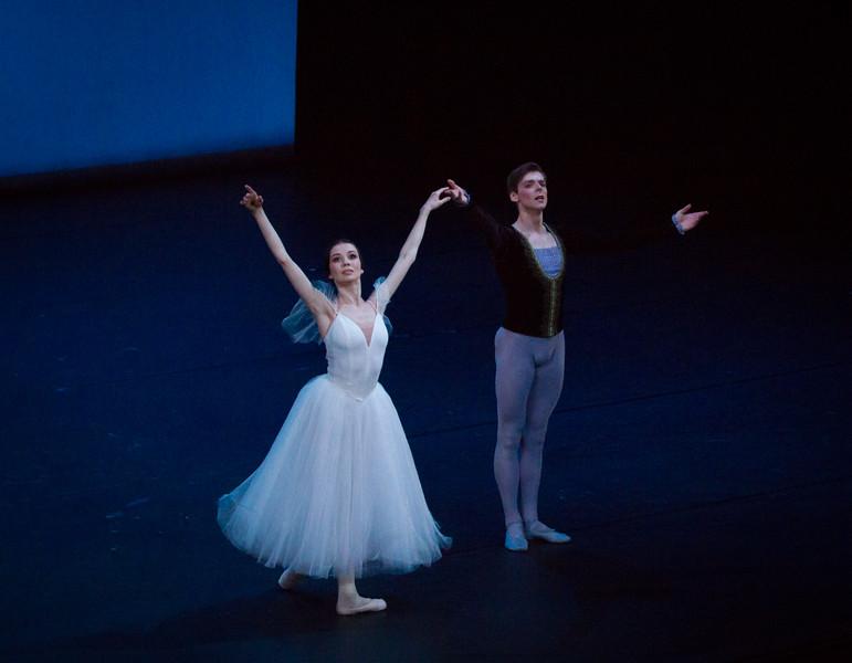 Maria Shirinkina and Vladimir Shklyarov, Giselle, Mariinsky Ballet, February 26, 2016