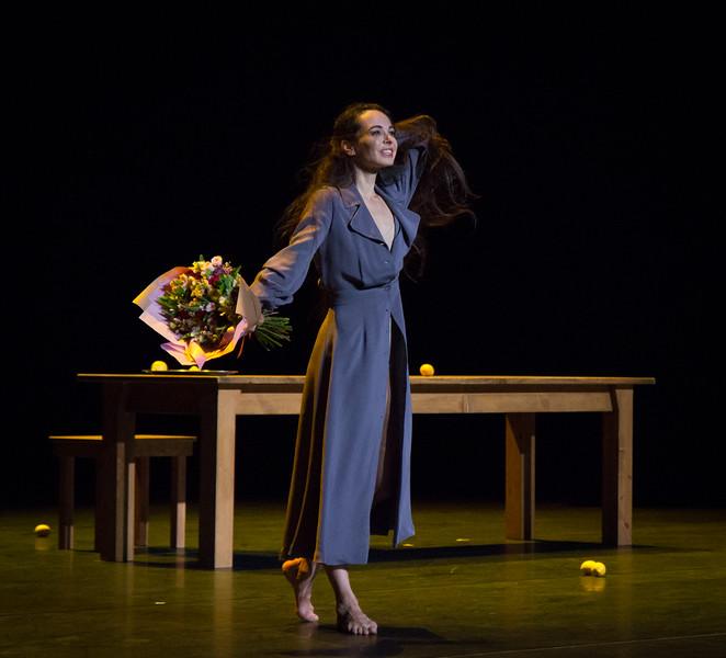 Diana Vishneva, Woman in a Room, Mariinsky, February 27, 2016