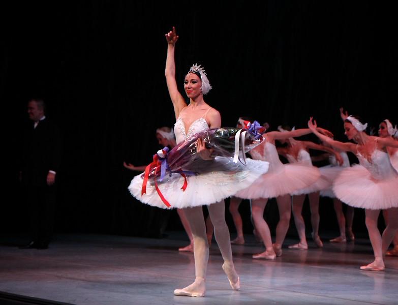 Viktoria Tereshkina, Mariinsky Ballet, Swan Lake, January 15, 2015
