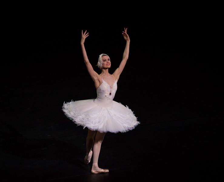 Uliana Lopatkina, The Dying Swan, Mariinsky Ballet, February 26, 2016