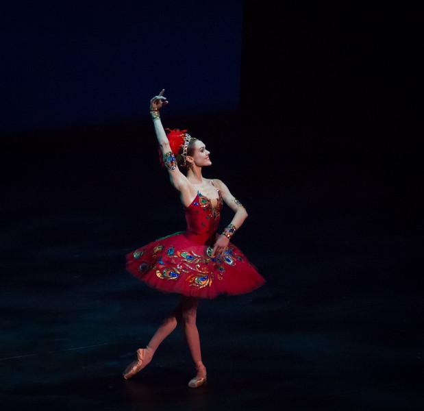 Uliana Lopatkina, Firebird, Mariinsky Ballet, February 26, 2016