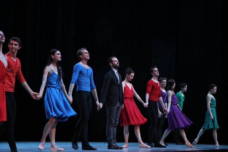 Benjamin Millepied, Mariinsky Ballet, Without, January 24, 2015