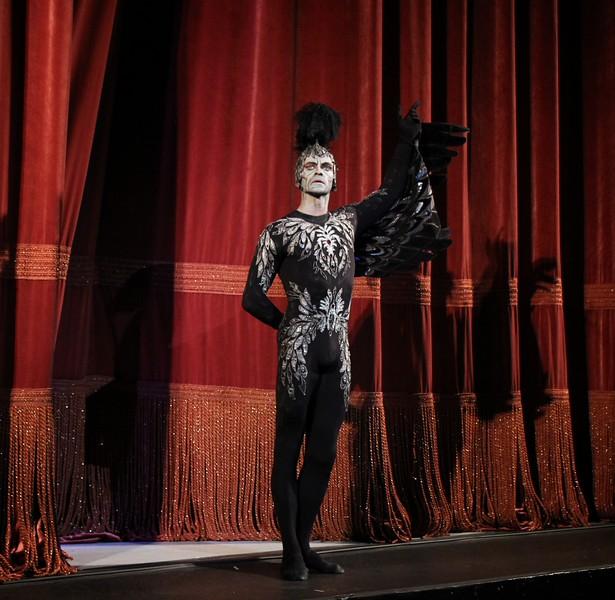 Yuri Smekalov, Mariinsky Ballet, Swan Lake, January 22, 2015