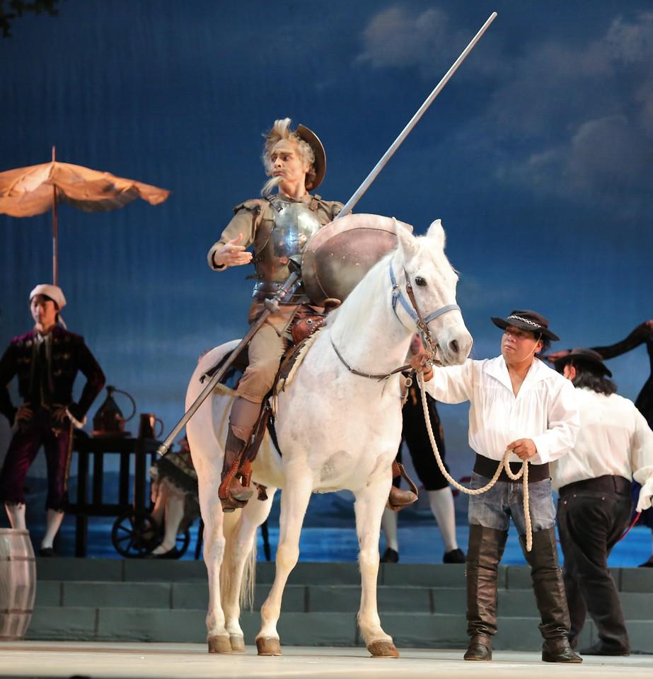 Marat Shemiunov, Don Quixote, November 20, 2014