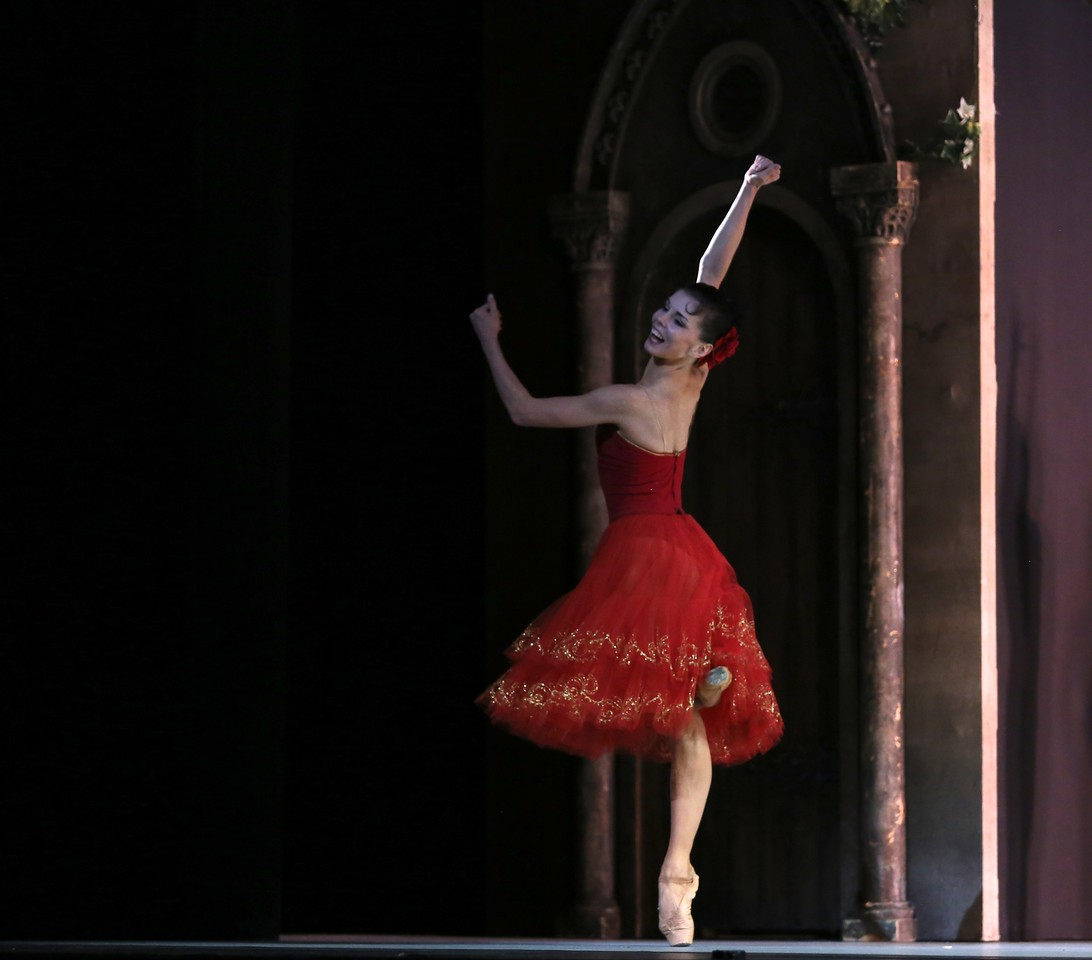 Natalia Osipova, Don Quixote, November 20, 2014