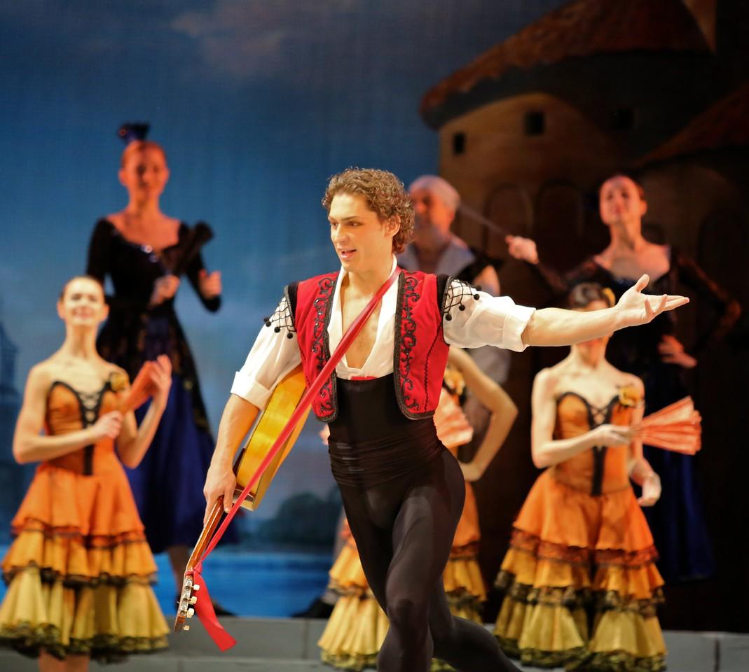 Ivan Vasiliev, Don Quixote, November 20, 2014