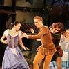 Natalia Osipova, Vladimir Tsal, and Leonid Sarafanov, Mikhailovsky Ballet, Giselle, November 11, 2014