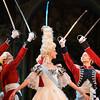 Alla Matveyeva as Queen Marie Antoinette, Flames of Paris, November 14, 2014