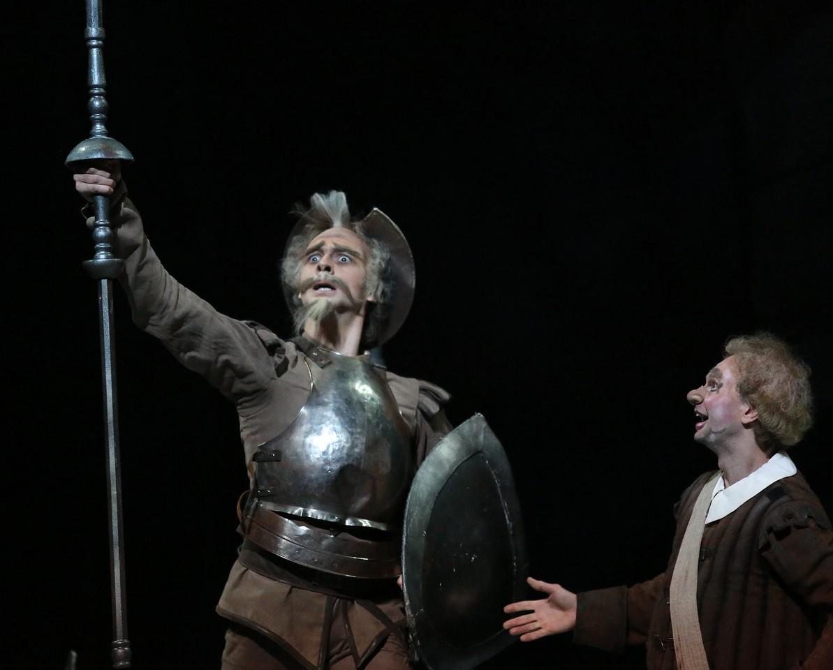 Marat Shemiunov and Alexey Kuznetzov, Don Quixote, November 20, 2014