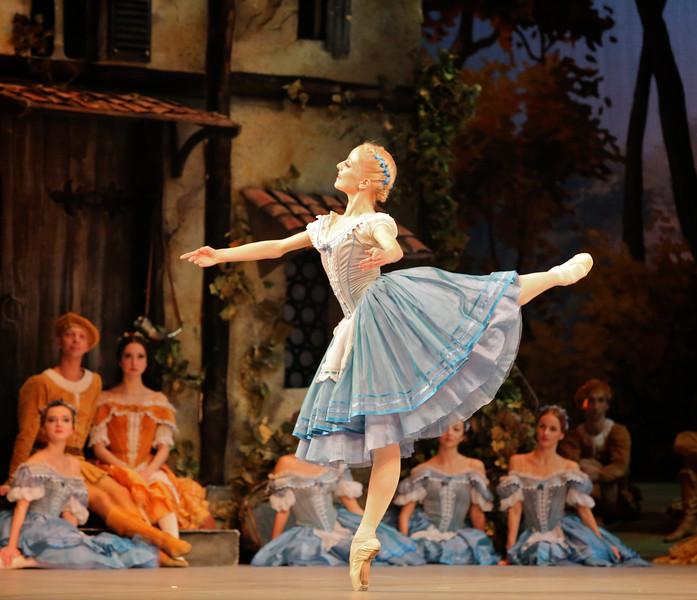 Veronika Ignatyeva, Mikhailovsky Ballet, Giselle, November 11, 2014