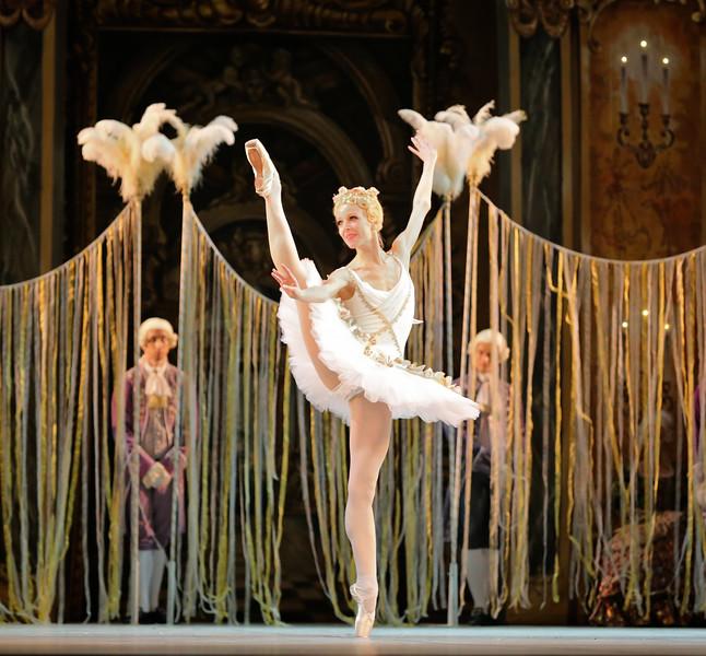 Veronika Ignatyeva, Cupid, Flames of Paris, November 14, 2014