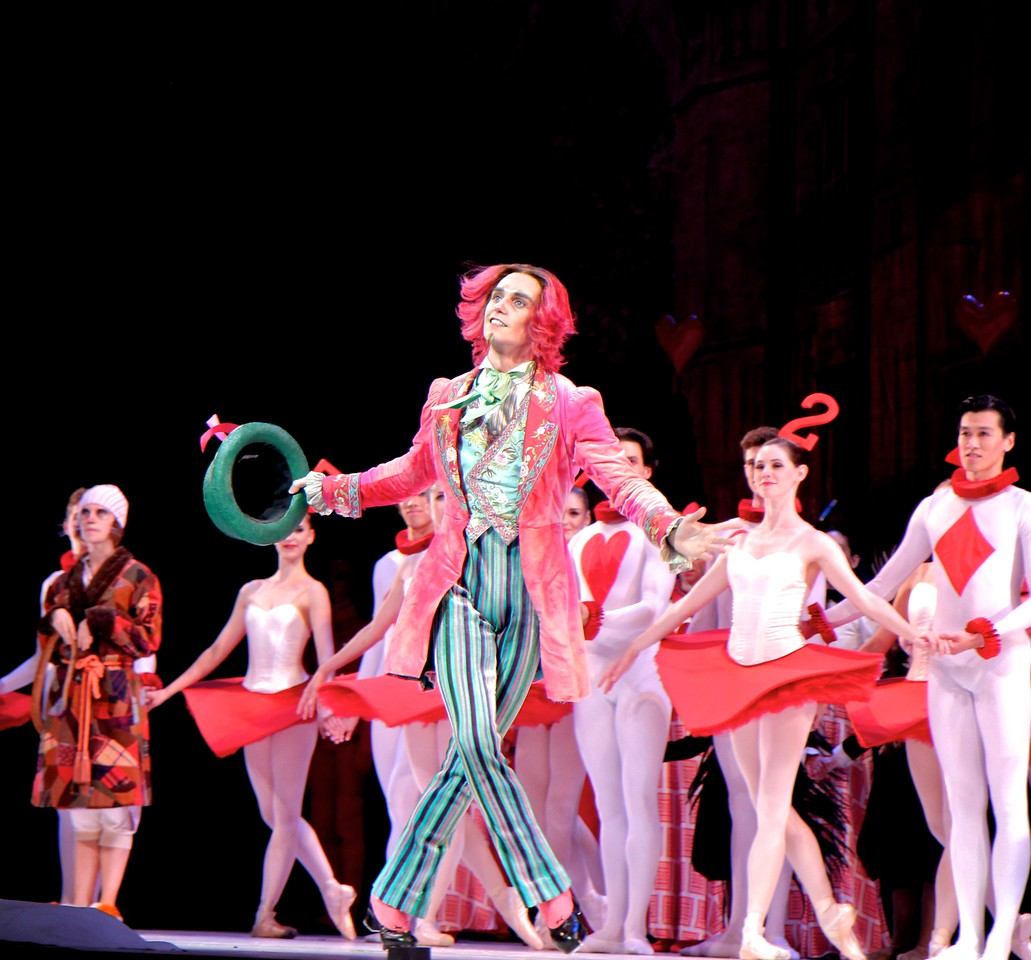Jack Bertinshaw, National Ballet of Canada, Alice's Adventures in Wonderland, September 12, 2014