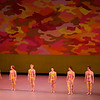 Beaux by Mark Morris, San Francisco Ballet, October 18, 2013<br /> <br /> For me, seeing San Francisco Ballet Friday at the David Koch Theater was like going to a new restaurant and not having any idea what to expect. The old standbys (ABT and New York City Ballet) are like Columbus Avenue restaurants that I frequent before performances and can recite the menu by memory. For San Francisco Ballet, except for Maria Kochetkova and Sophiane Sylve, I hadn't seen any of the dancers before and was not familiar with any of the newly created mixed rep pieces performed that evening. Happy to report that I liked my dishes that night and hope San Francisco Ballet makes a return trip.<br /> <br /> First was Alexei Ratmansky's From Foreign Lands (2013), a dance suite with six pieces representing dances from various countries: Russia, Italy, Germany, Spain, Poland, and Hungary. Most of the pieces had four dancers; my favorite was the Italian dance in which Pascal Molat had a nice series of turns in second position, switching focus from front, side, back, side, and back in front. The Spanish dance with two couples was also interesting with high-energy, playful dancing throughout. It was fun to watch, but not the best Ratmansky work.<br /> <br /> Mark Morris's Beaux (2012) defies Balanchine's philosophy women should be the focus of any ballet. The piece has nine men wearing military camouflage patterned unitards, in un-military pink, yellow, and red colors designed by Isaac Mizrahi. Not sure of the symbolism but there are many possibilities. The men dance below a large painting in this motif to classical chamber music by Bohuslav Martinů dominated by the harpsichord. The nine men dart in and out in various formations in this modern piece, generally in trios. The steps were generally basic, but combined in a tightly wrapped package. Some partnering took place among the men and in several sections two dancers supported a dancer imitating a glider. Following the patterns and group dynamics developed by the men was intriguing; their short bursts on stage followed by another trio was like multiple shifts used by hockey teams.<br /> <br /> My favorite pieces of the night were Classical Symphony (2010) and Symphonic Dances (2012). Yuri Possokhov choreographed Classical Symphony set to music by Prokofiev. It opens with a nice classical pas de deux from lead couple Vanessa Zahorian and Gennadi Nedvigin. I enjoyed his double tours to a grand plié (reminded me of Vladimir Malakhov as Lankedam in Le Coursaire), brisé volé, and pirouettes. Vanessa had a nice fouetté section that changed focus, similar to Pascal Molat's section above. They made a nice pair with several intricate partnering sections.<br /> <br /> Former New York City Soloist Edwaard Liang choreographed Symphonic Dances to music by Rachmaninov. The work, which premiered in 2012, featured the wonderful dancing of Sofiane Sylve, a former New York City Ballet Principal Dancer who left for San Francisco in 2009. She was elegant, even glamorous with her great classical technique and line. She was richly supported by Tiit Helimets. Several times, Sylve danced alone and Tiit rushed from off stage to support her on turns or a lift.<br /> <br /> The piece featured two other couples, Yuan Yuan Tan and Luke Ingham, and Maria Kochetkova and Vitor Luiz. In addition, there were eight corps dancers in red that moved in and out of the action with the principal couples, dressed in a tan color. The action was a bit too busy at times and unfocused.